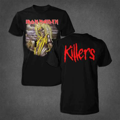 Clothing - Iron Maiden d4a91436c199d