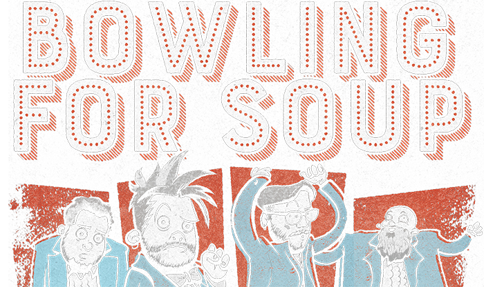 Official Shop - Bowling For Soup, People on Vacation & Erik Chandler
