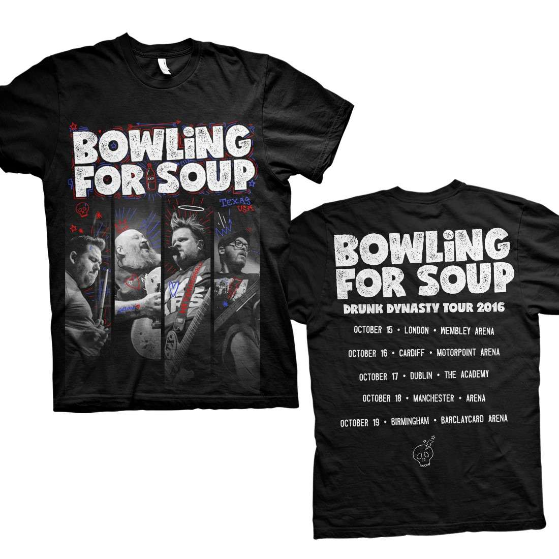 Official Shop - Clothing - Bowling For Soup