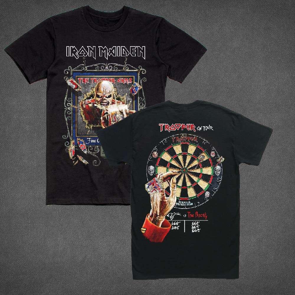 Clothing Iron Maiden Jaket Jeans Jumbo Xxl Xxxl Xxxxl