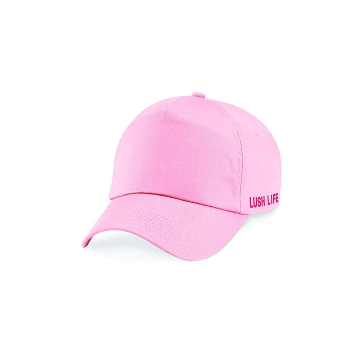 2d077ee9a17 Lush Life – Pink Baseball Cap - Zara Larsson